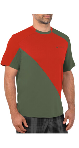 VAUDE Moab Shirt Men lava